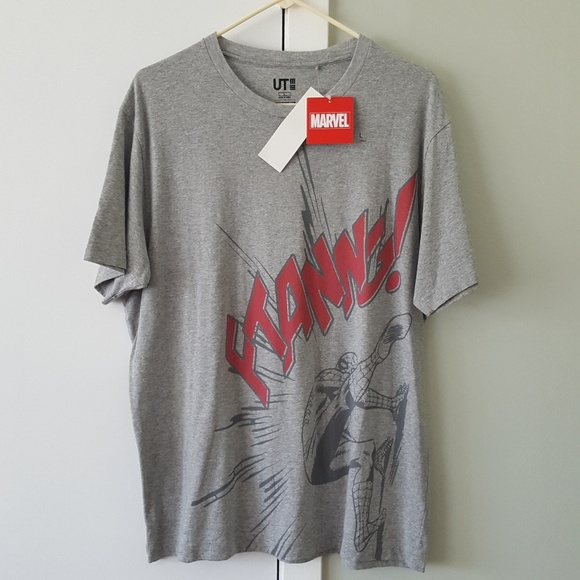 UNIQLO FENDER GUITAR TEE SHIRT NEW WITH TAGS LARGE